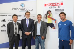 WOLFFKRAN is now a strong partner of the BTV