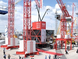 bauma 2013: All you need is WOLFF