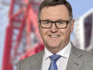 Duncan Salt appointed new CEO of WOLFFKRAN