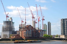 Embassy Gardens, Nine Elms Development, London